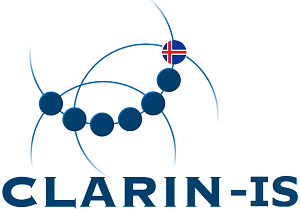 CLARIN-IS logo